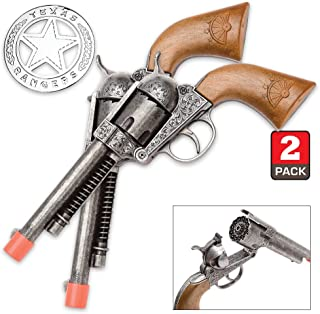 Best metal cap gun revolver Reviews