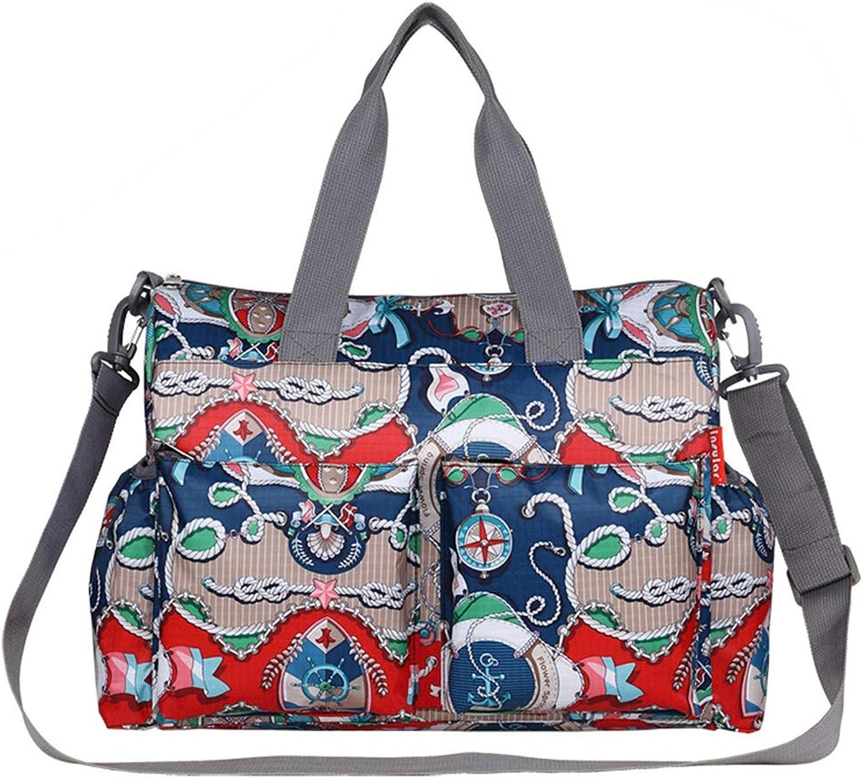 Aniwon Diaper Bag Large Capacity Crossbody Shoulder Nappy Bag Baby Diaper Bag for Mom