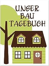 Album zum ausfüllen und Fotos einklebenBautagebuch fü Unser Hausbau Tagebuch
