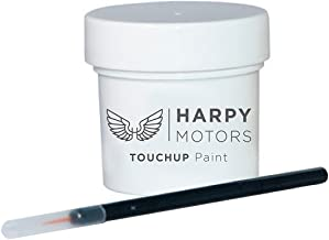 Harpy Motors 1oz Touch up Paint with Brush Compatible with 2010-2015 BMW X1 A76 Deep Sea Blue Metallic -Color Match Guaranteed