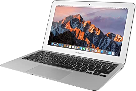 Apple MacBook Air MJVM2LL/A Intel i5 1.6GHz 4GB 128GB (Renewed)