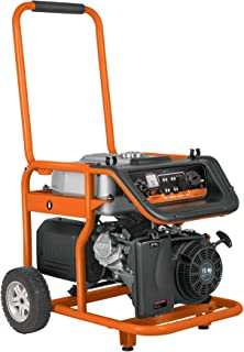 Truper GEN-80X, Generador eléctrico a gasolina, portátil, alta potencia, 8,000 W