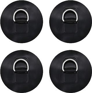 حلقه PY YYST D برای قایق بادی PVC SUP W حلقه فولاد ضد زنگ D - بدون چسب - دستورالعمل گنجانده شده است