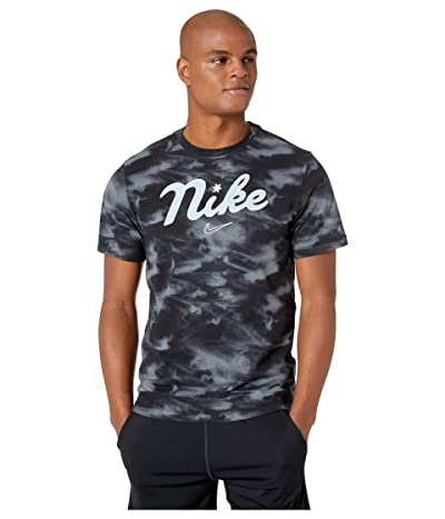 Nike Tee DNA Ce Chi Short Sleeve (White/Black/University Red) Men