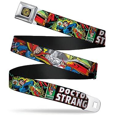 Buckle-Down Seatbelt Belt Doctor Strange Regular