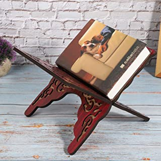 Muslim Stand, Koran Stand, Strong and Durable high‑Quality Materials for Home Home Decoration Cookbook Practical Gift Text...