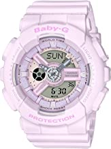 Casio Baby-G G-Shock BA-110 Series BA110-4A2 46.3mm Resin Women's Watch (Pink)