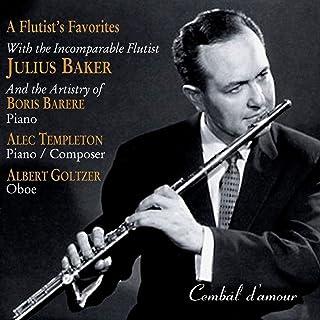 The Legendary Flutist Julius Baker