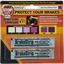 Best Phoenix Systems (3003-B) Brake Fluid Test Strips, 2 Strips Per Package, Reveals Brake Fluid Condition Review