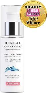 Herbal Essentials Nourishing Cream with apricot Oil & aloe Vera 50ml