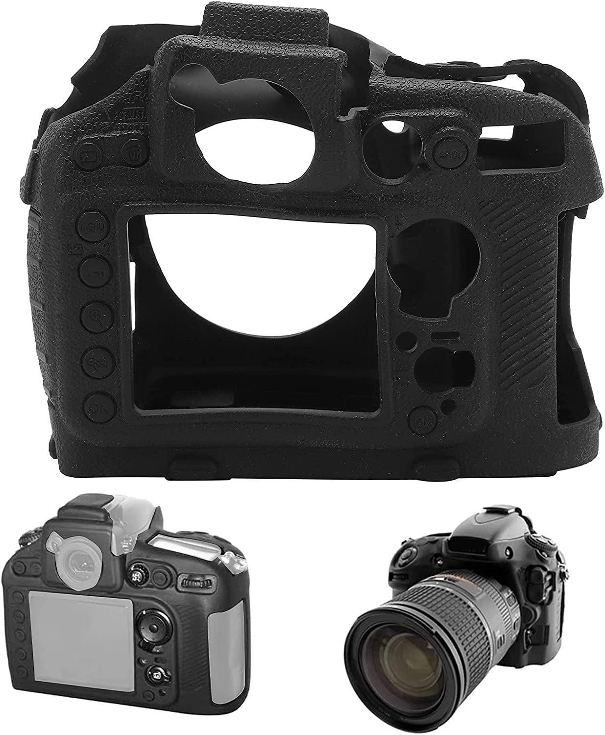 Vbestlife Camera Protective Housing Case Reservation Shell Cov Silicone Body 5 popular