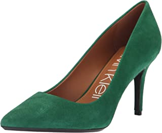 152c420bac0 Amazon.com  Green - Pumps   Shoes  Clothing
