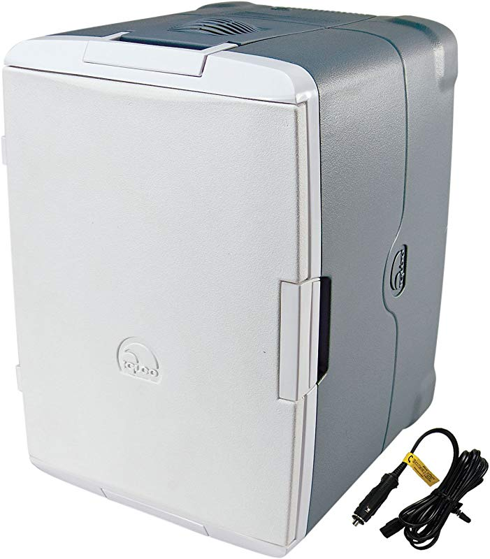 Igloo Iceless 40 Quart With 110 Volt Converter Coolers Silver