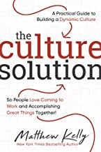 matthew kelly the culture solution