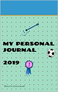 MY PERSONAL JOURNAL: Thara De Zoysa Journals (English Edition)