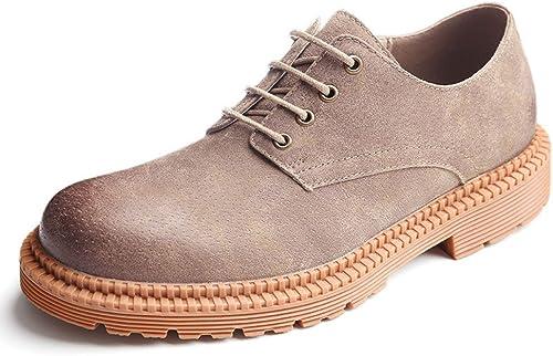 OEMPD Hommes Hommes été Loisirs Chaussures Travail Voyage  livraison et retours gratuits