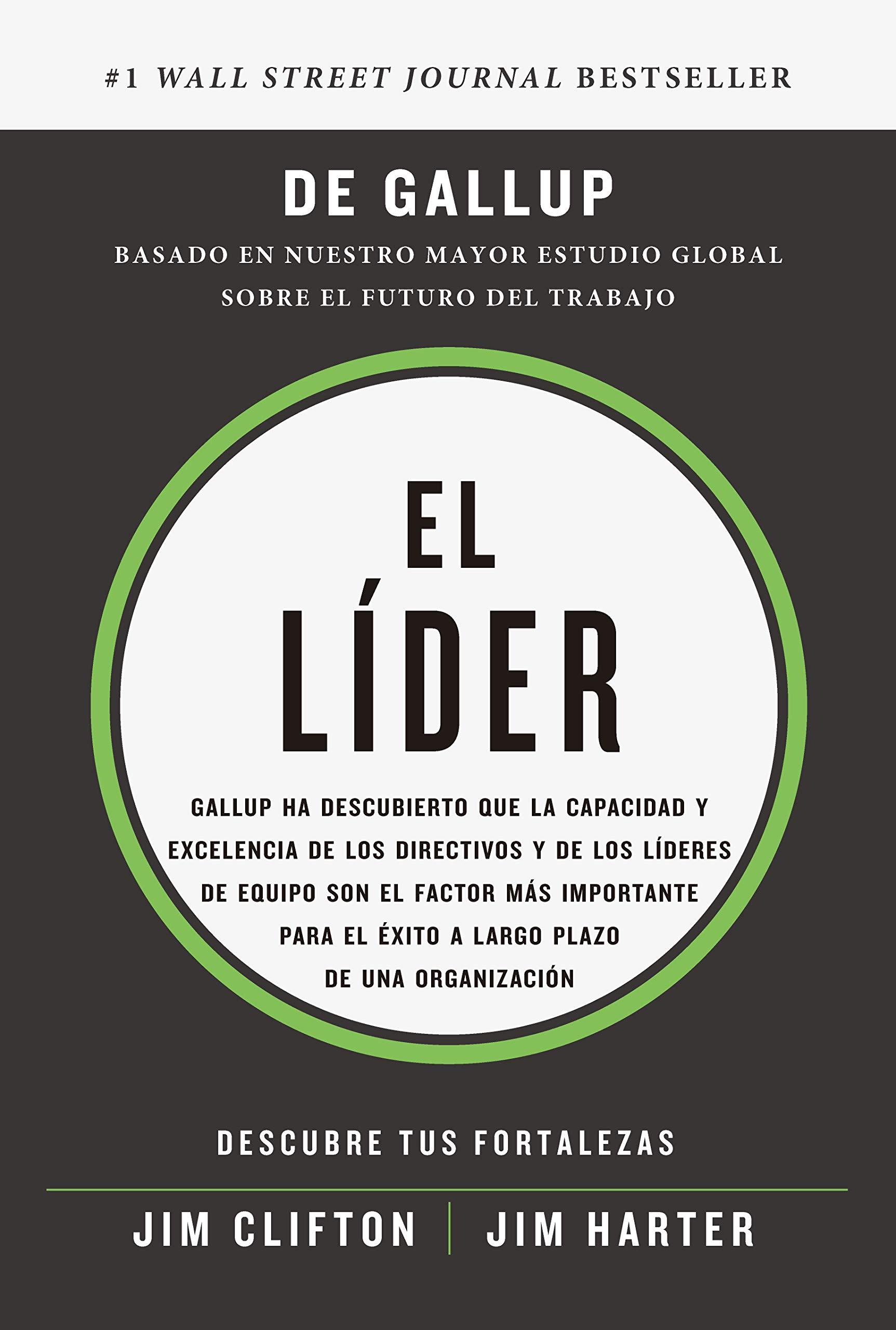 El líder: Descubre tus fortalezas (Spanish Edition)