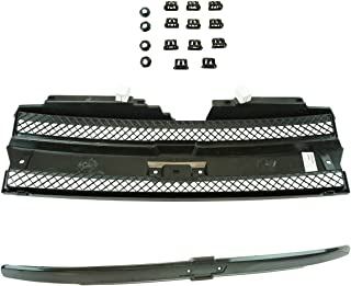 Best 2004 chevy trailblazer grille assembly Reviews