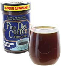 Diet Coffee Instant Drink with Green Coffee Bean Extract to Aid Weight Loss – Appetite suppressant – Premium Japan Estimated Price : £ 18,99
