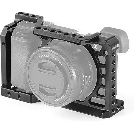 SmallRig Sony A6500/A6300専用ケージ ILCE 6500 4Kカメラケージ 軽量 取付便利 耐久性 耐食性-1889