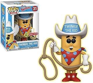 Funko Pop Twinkie The Kid #31 Glow in The Dark Exclusive