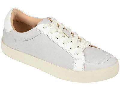 Journee Collection Comfort Foamtm Edell Sneaker (Grey) Women