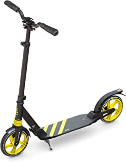6KU Scooter for Kids 8 Years and Up, Scooter for Adults with Big Wheels + Suspension System, Quick-Release Folding, Height...