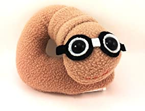 Flaky Friends: Bookworm Plush Toy Book Worm