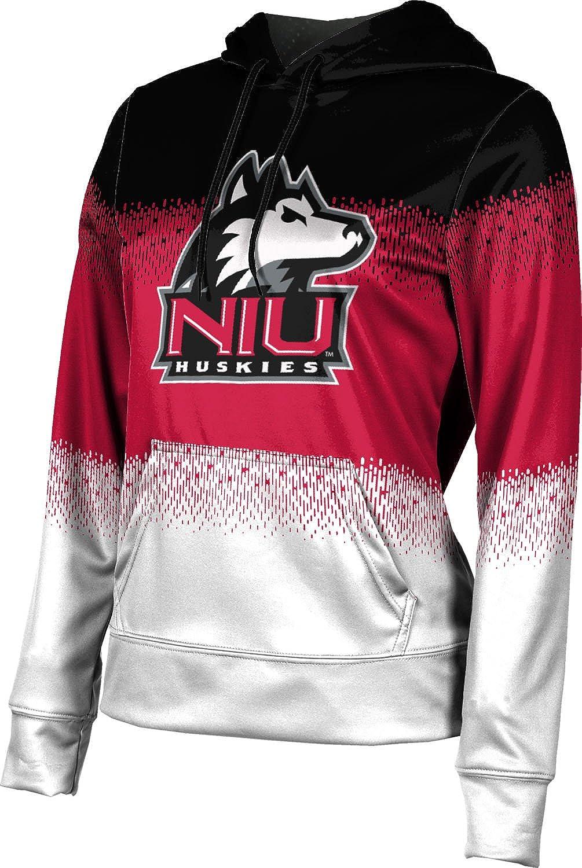 ProSphere Northern Illinois University Girls' Pullover Hoodie, School Spirit Sweatshirt (Drip)