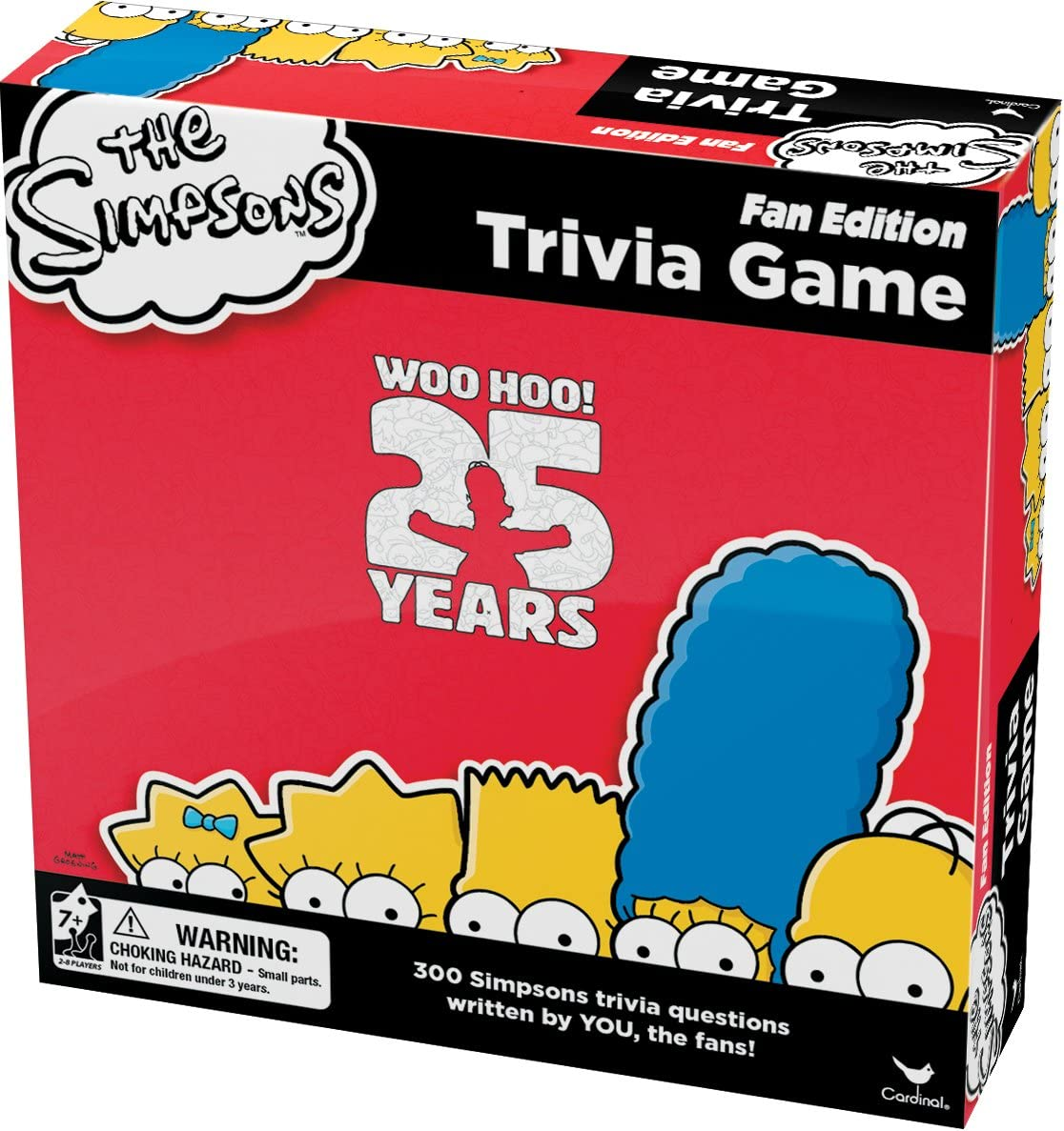 Simpsons At the price of surprise Trivia Game Max 45% OFF
