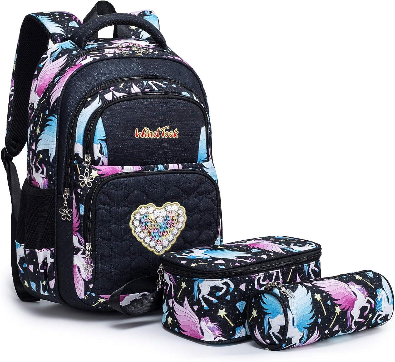Windtook Kids School Cheap Backpack for Elementary Bags depot Student Girls