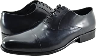 Kenneth Cole New York Chief Council Leather Oxford Navy