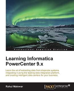 Learning Informatica PowerCenter 9.x
