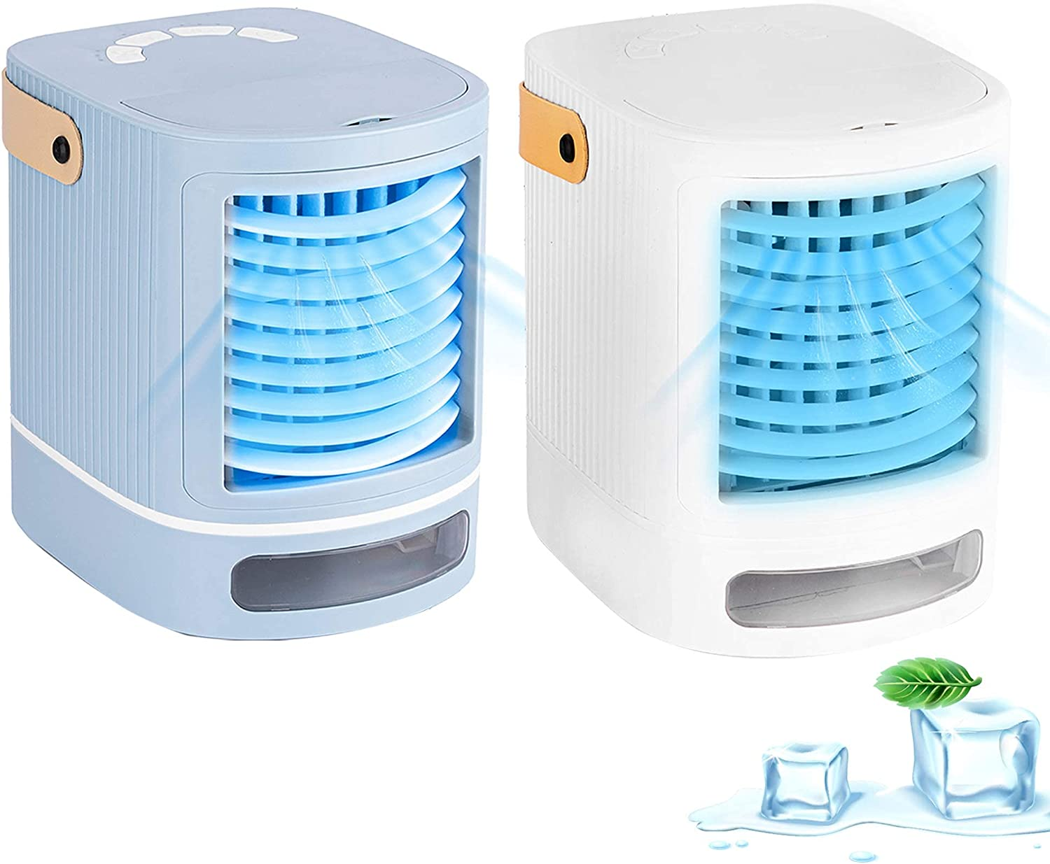 XDS Personal Air Cooler Portable Conditioner Fan Handl With Bombing new work New sales