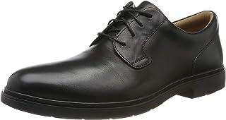 Clarks Un Tailor Tie_Derbys, Zapatos de Cordones Derby Hombre