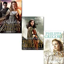 Philippa Gregory Order of Darkness Series Collection 3 Books Set,(Stormbringers, Changeling, [Hardcover]Fools' Gold)