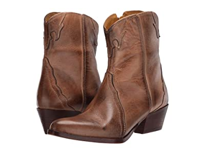 Free People New Frontier Western Boot (Brown) Women