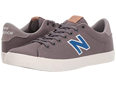 New Balance Numeric AM210 (Grey/Blue) Men
