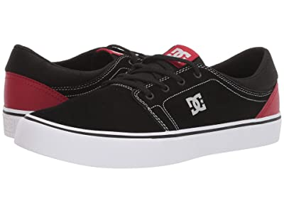 DC Trase SD (Black/Red/Grey) Men