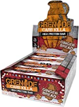 Grenade Carb Killa High Protein and Low Carb Bar Gingerbread 12 x 60 g Estimated Price : £ 28,99