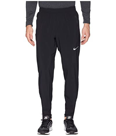 Nike Essential Woven Pants (Black/Black) Men