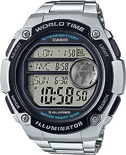 1fc904b8b56 Relógio Masculino Casio Digital Esportivo AE-3000WD-1AVDF