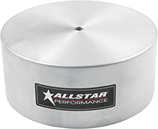 Allstar ALL26044 5-1/8 Mounting Diameter 2.5 Tall Machined Deluxe Model Aluminum Carburetor Hat with Sealing O-Ring