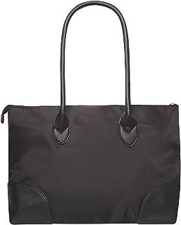 Dorothy Perkins Nylon Shopper, Damen Schultertasche, Black, 27x36x13 cm (W x H L)
