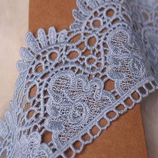 fb4896d743754 Amazon.com: Blue - Lace / Trim & Embellishments: Arts, Crafts & Sewing