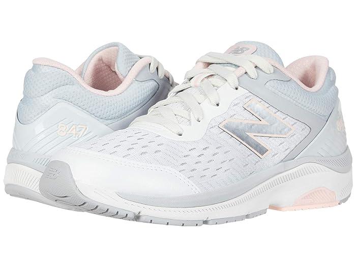New Balance 847v4 (Arctic Fox/Silver Mink) Women's Shoes