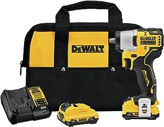DEWALT DCF902F2 XTREME 12V MAX Brushless 3/8 in. Cordless Impact Wrench Kit
