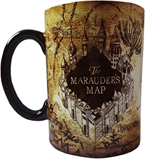 Best harry potter mischief managed heat transforming mug Reviews