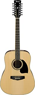 Best Ibanez Performance Series PF1512 Dreadnought 12-String Acoustic Guitar Natural Review