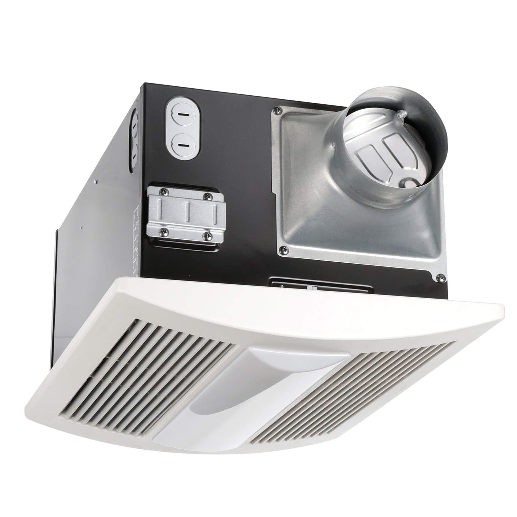Panasonic FV 11VHL2 WhisperWarm Light Night Light Combination